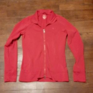 Puma ladies XS work out jacket shirt